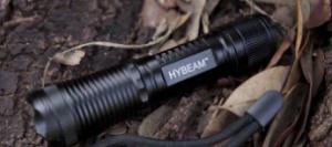 Free Hybeam Tactical Flashlight