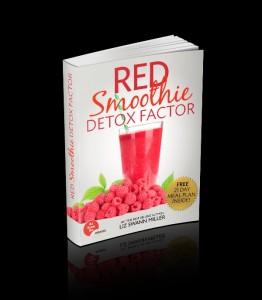 red smoothie detox factor recipes