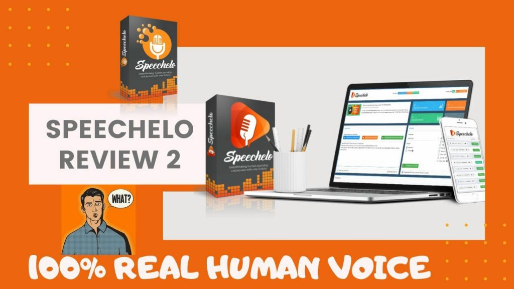 Speechelo Reviews Turn Text To Speech With Human Like